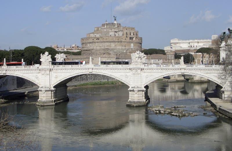 Download Castel Saint Angelo stock photo. Image of civilization - 23288218