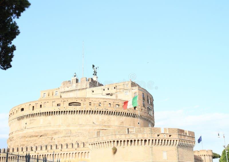 Castel SantÂ'Angelo fotografía de archivo