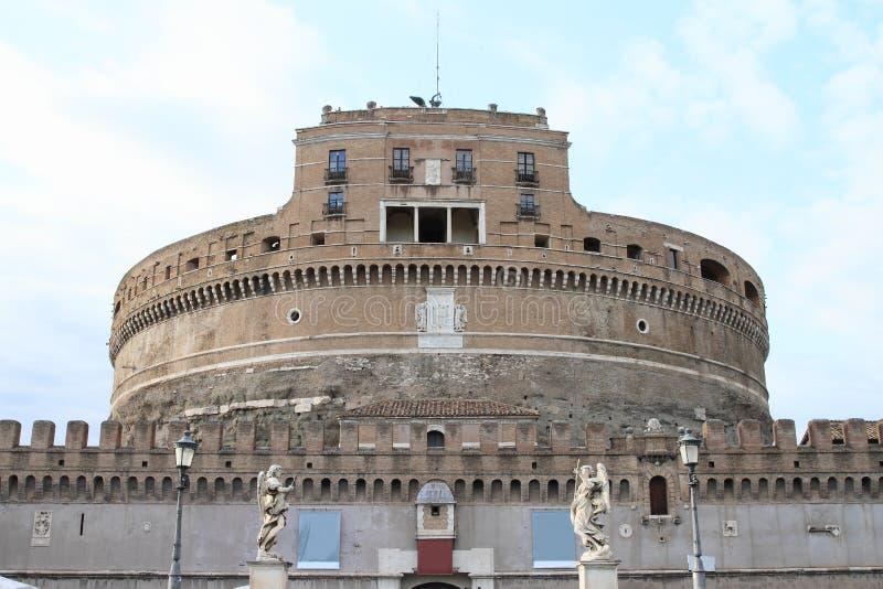 Castel SantÂ'Angelo fotos de archivo libres de regalías