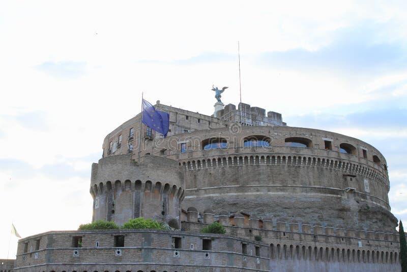 Castel SantÂ'Angelo fotografía de archivo libre de regalías