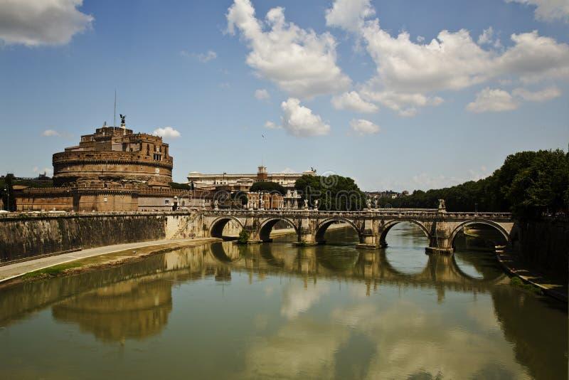 Castel Sant Angelo fotografie stock libere da diritti