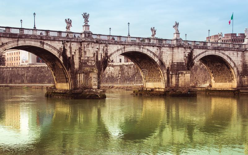 Castel Sant Angelo стоковое фото