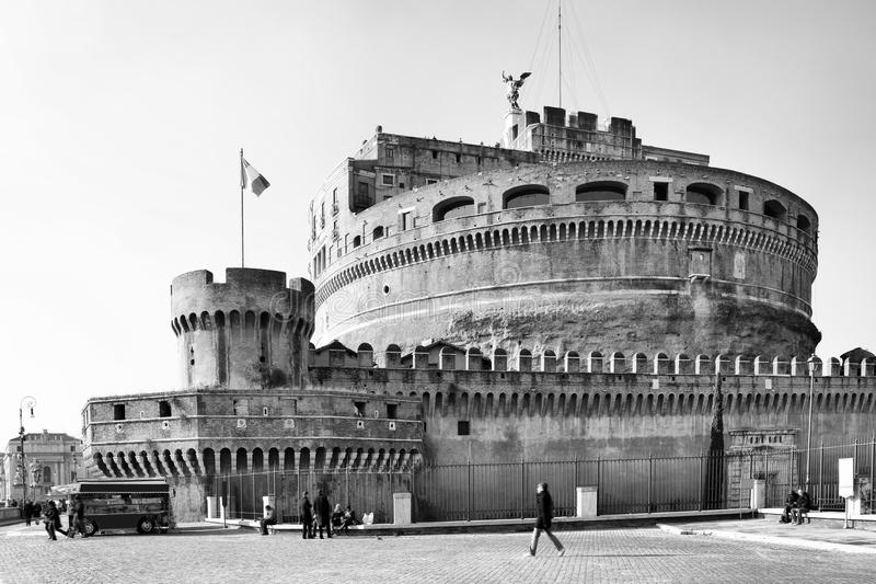 Castel Sant Angelo fotografia stock