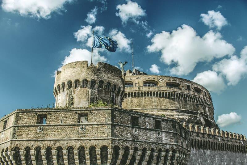 Castel Sant'Angelo stock photography