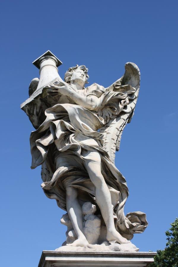 Castel Sant ` Angelo, Rome royalty-vrije stock afbeelding