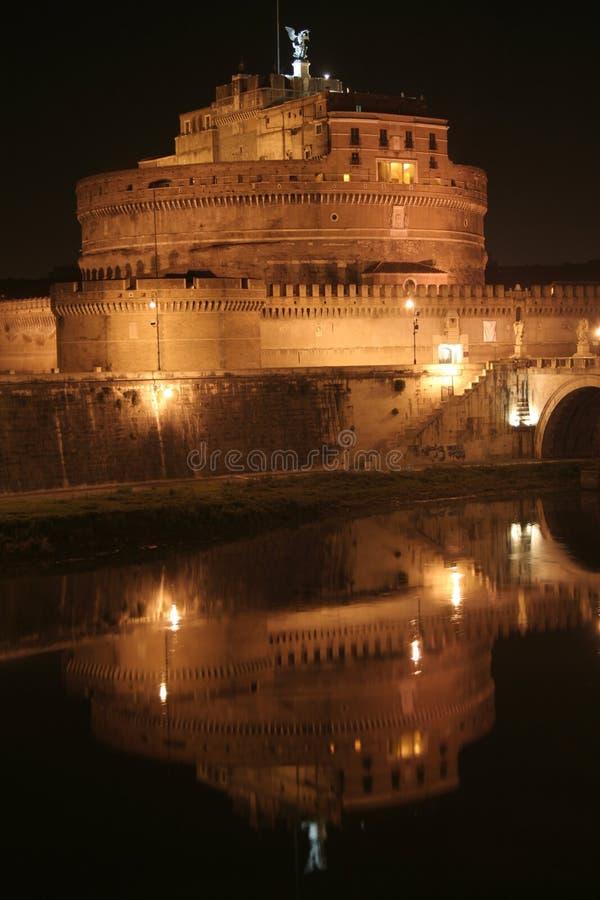 Castel sant'Angelo (St. Grodowy Anioł) zdjęcia royalty free