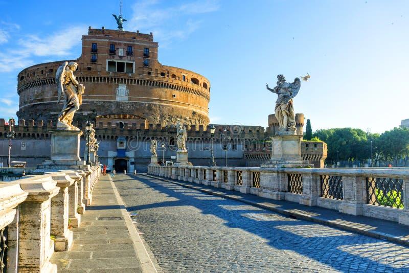 Castel Sant Angelo imagen de archivo libre de regalías