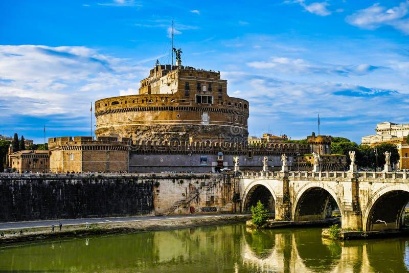Castel SantAngelo imagen de archivo