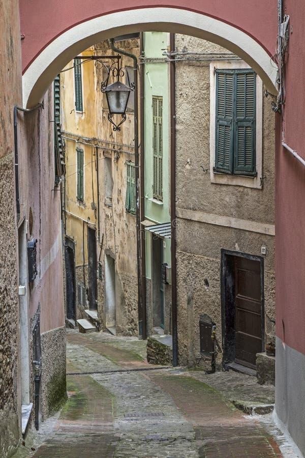 Castel Vittorio royalty-vrije stock fotografie