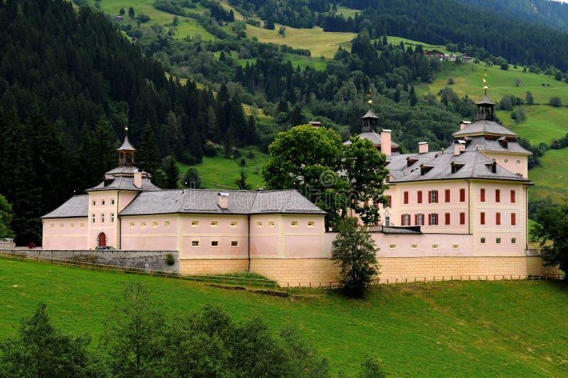 Castel Wolfsthurn, Vipiteno image stock