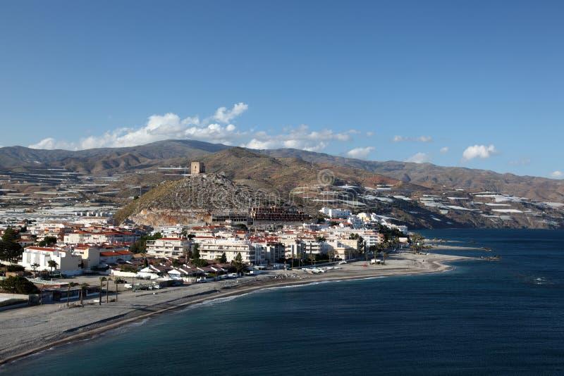 Download Castell De Ferro, Spain Royalty Free Stock Photos - Image: 25786458