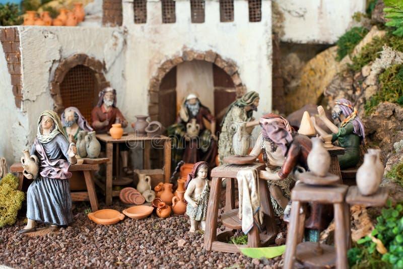 Castella immagine stock