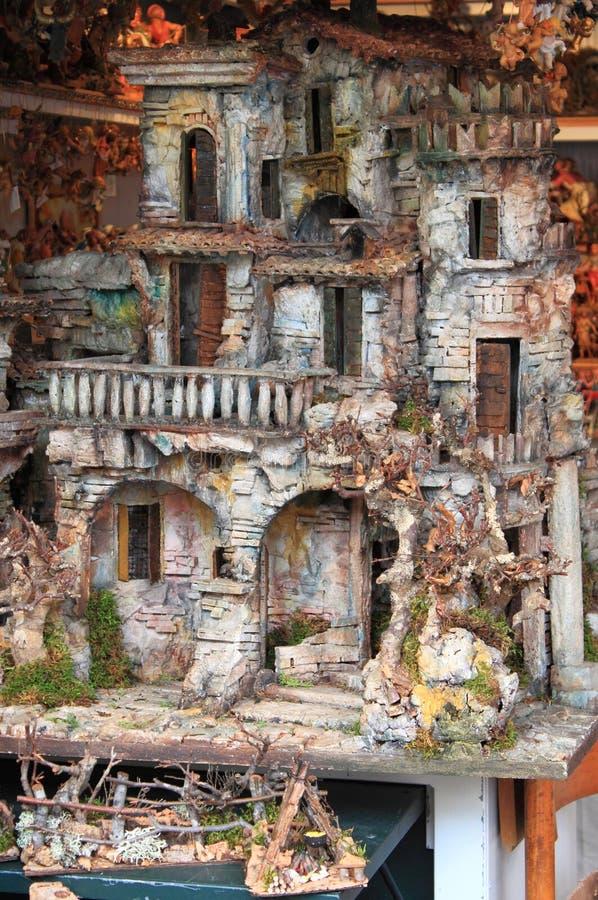 Castella napoletana immagine stock libera da diritti