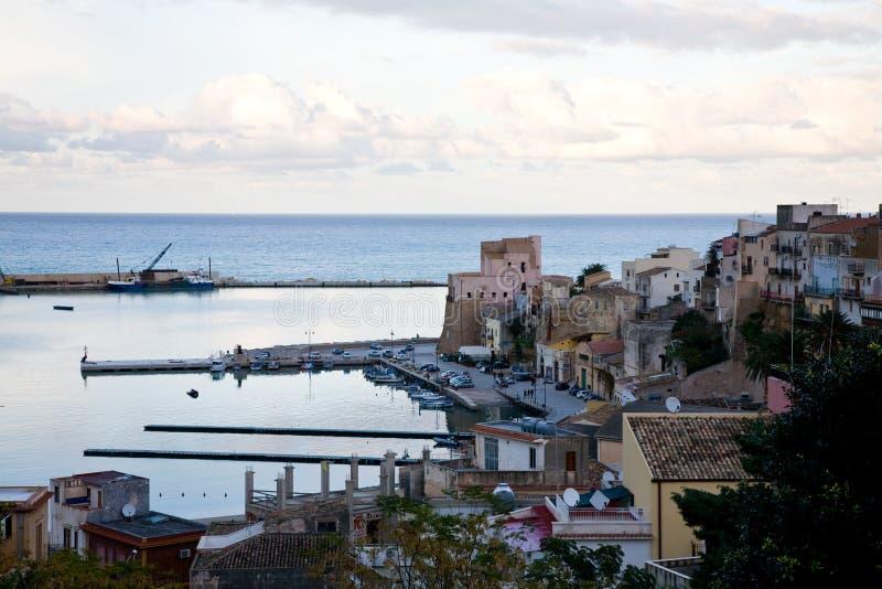 Download Castellammare del Golfo stock image. Image of european - 12345637