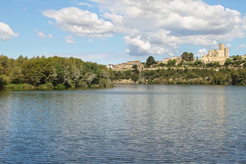 Castellet Foix i kasztelu tama fotografia royalty free