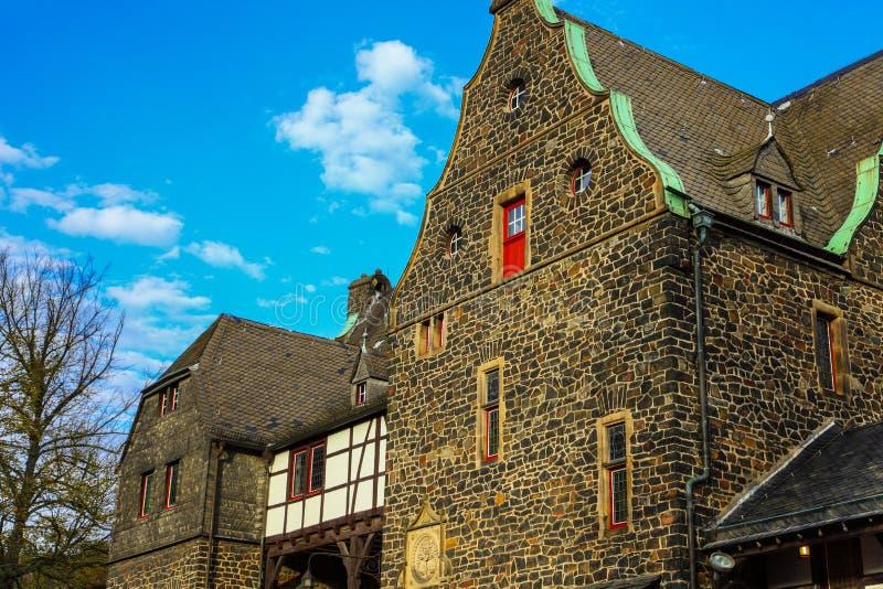 Castello in Altena fotografia stock libera da diritti