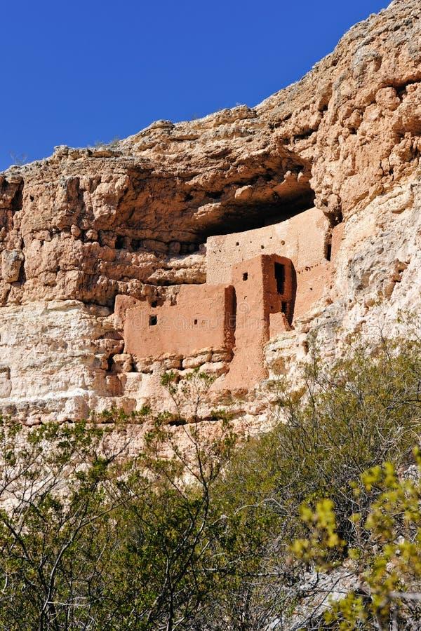 Castello Arizona di Montezuma immagine stock libera da diritti