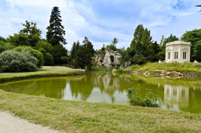 Castello de Versailles - Francia fotografie stock libere da diritti