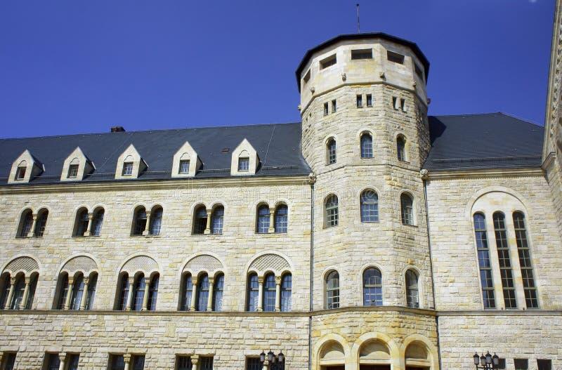 Castello degli imperatori fotografie stock