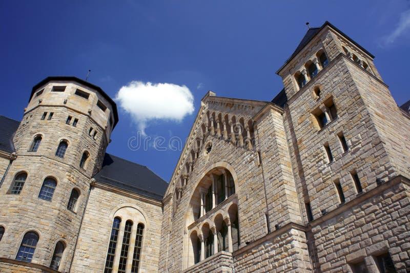 Castello degli imperatori fotografia stock libera da diritti