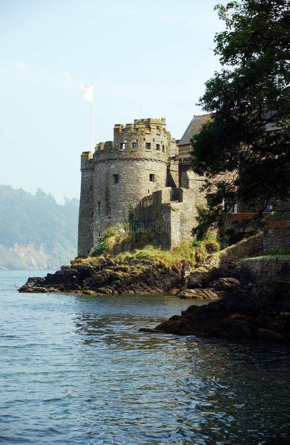Castello del Dartmouth immagini stock
