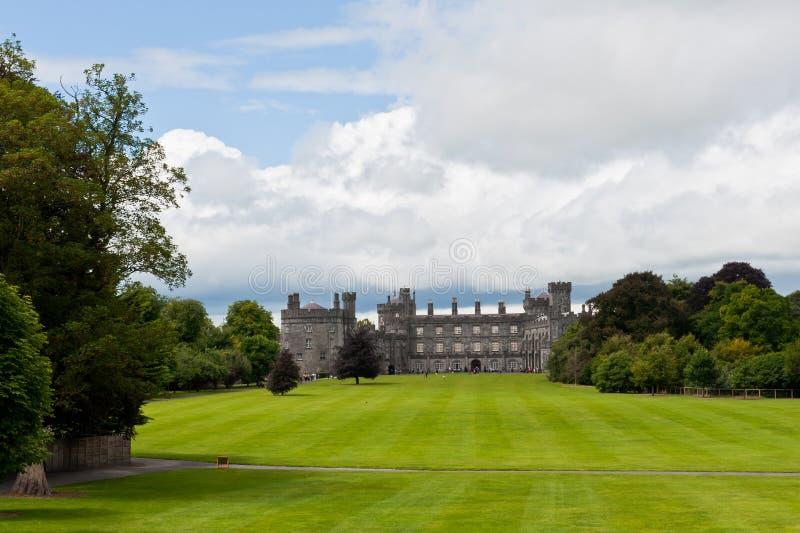 Castello del Kilkenny, Irlanda fotografie stock