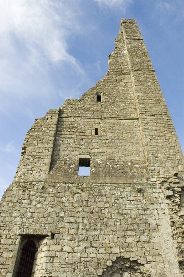 Download Castello del testo fisso immagine stock. Immagine di storico - 3884493