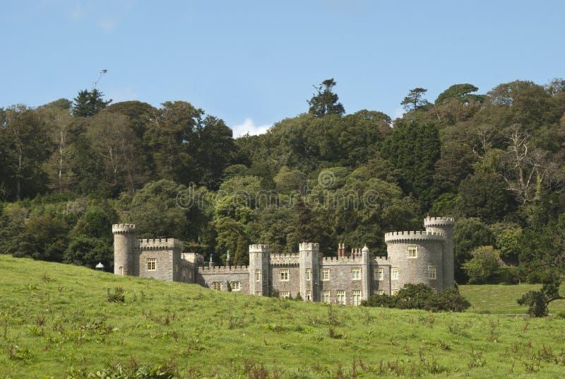 Castello della casa di campagna immagine stock immagine for Una storia piani di casa di campagna francese