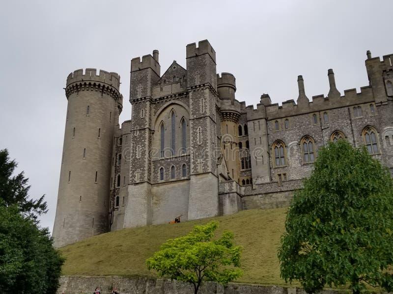 Castello di Arundel immagini stock