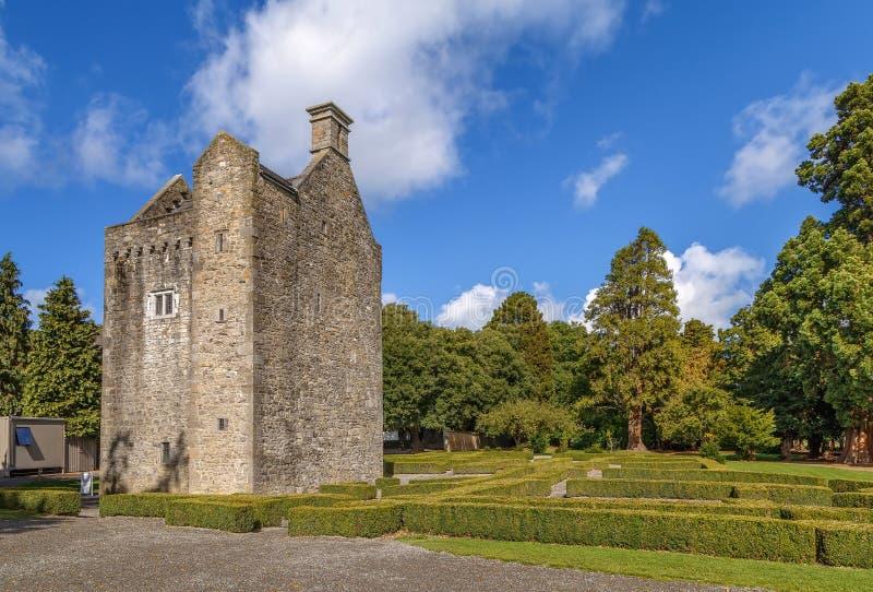 Castello di Ashtown, Dublino, Irlanda immagini stock libere da diritti
