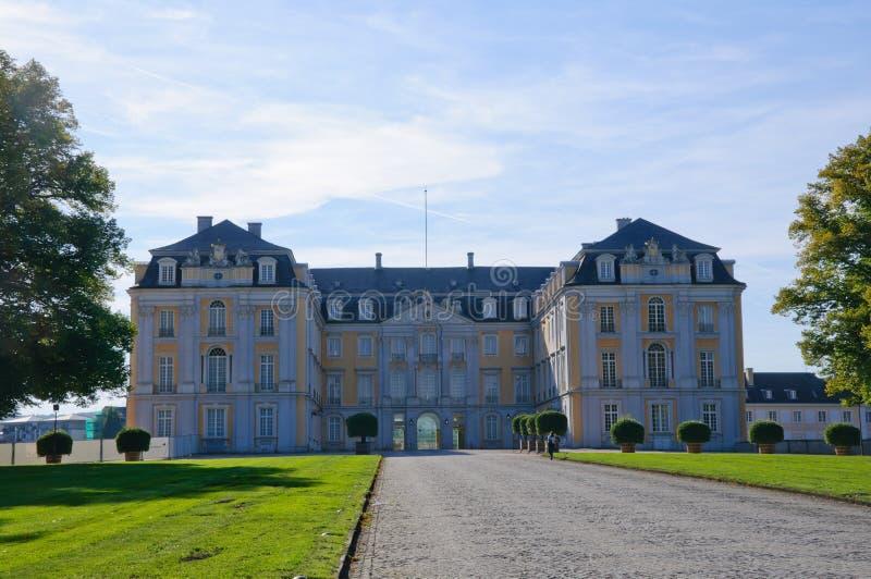 Castello di Augustusburg - Brühl, Germania fotografie stock