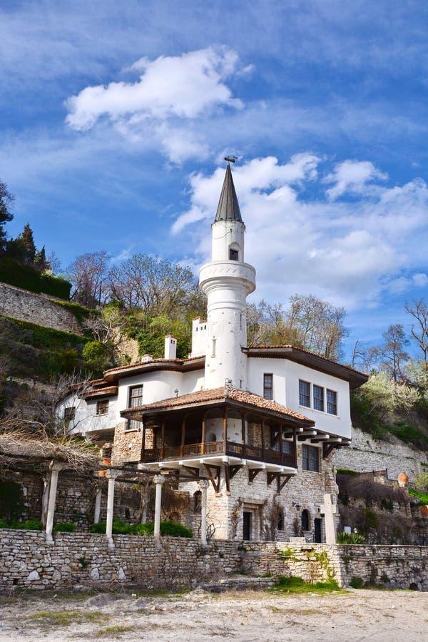 Castello di Balchik immagini stock libere da diritti