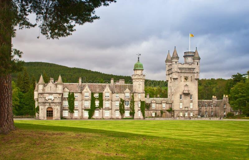 Castello di Balmoral immagini stock libere da diritti