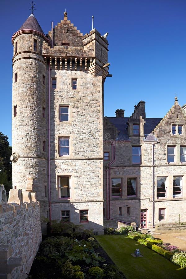 Castello di Belfast fotografia stock