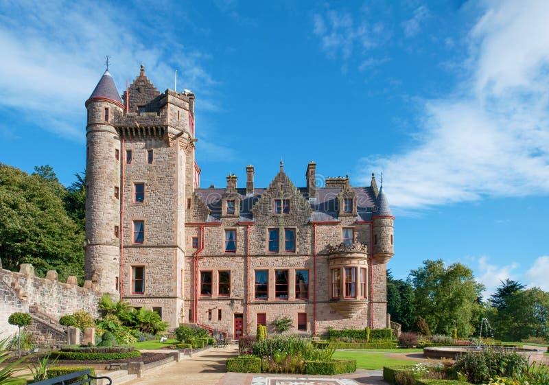 Castello di Belfast, Irlanda del Nord, Regno Unito immagini stock libere da diritti
