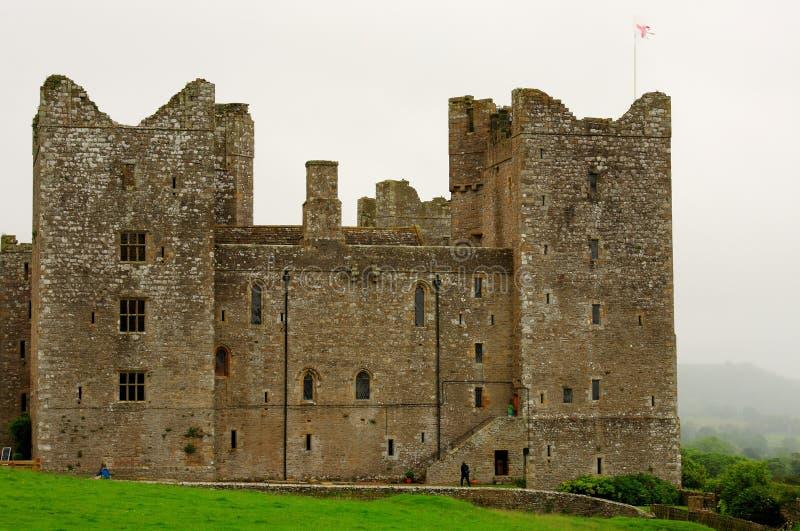 Castello di Bolton, Yorkshire, Regno Unito immagine stock libera da diritti
