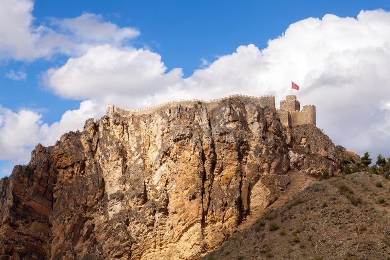 Castello di Boyabat immagine stock