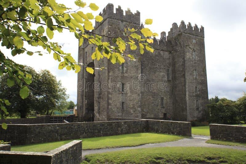 Castello di Bunratty immagini stock