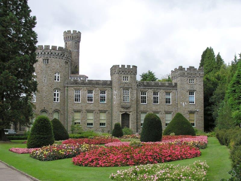 Castello di Cyfarthfa fotografia stock