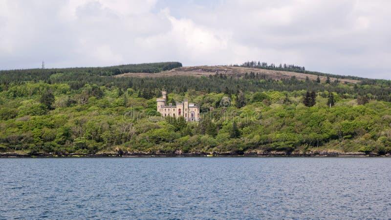 Castello di Dromore immagini stock
