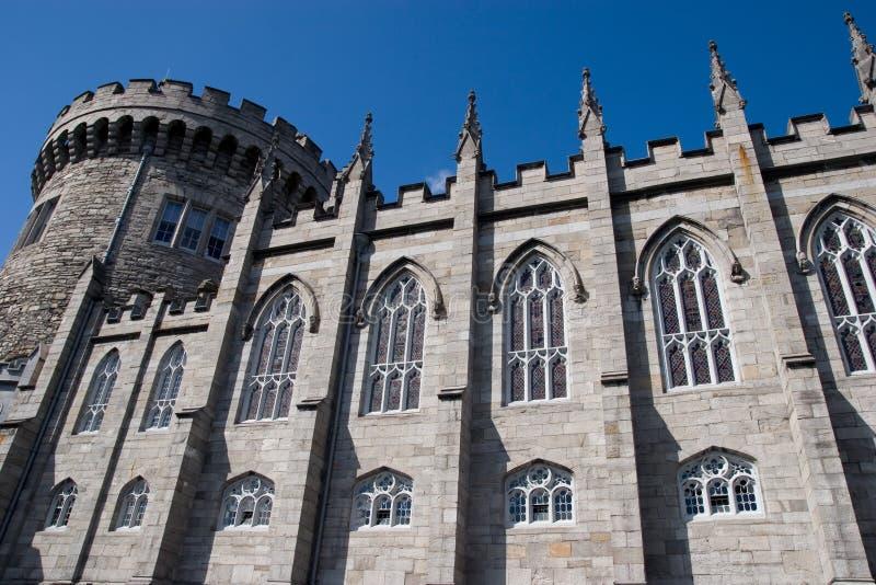 Castello di Dublino immagini stock libere da diritti