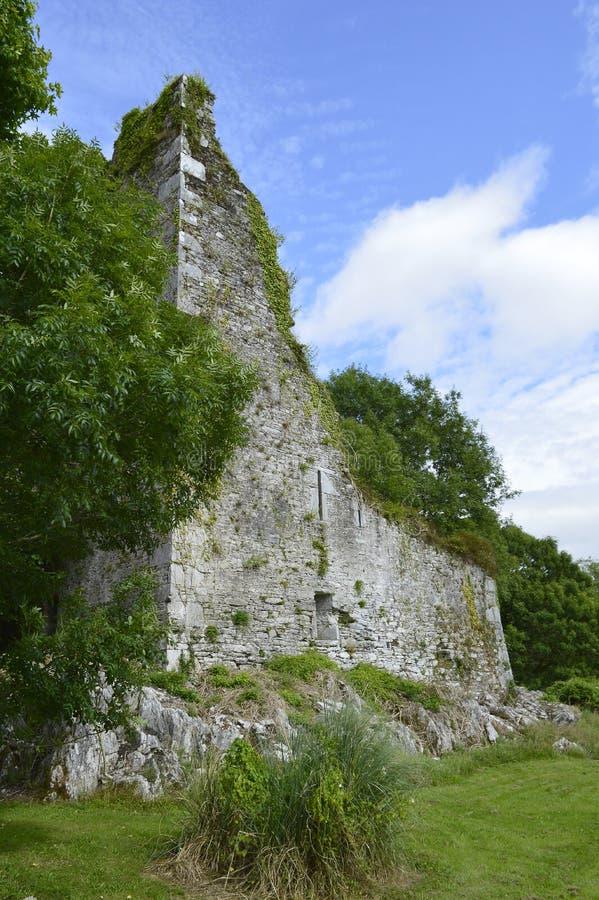 Castello di Dunkerron, Kerry, Irlanda immagine stock libera da diritti