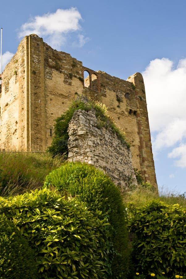 Castello di Guildford immagine stock libera da diritti