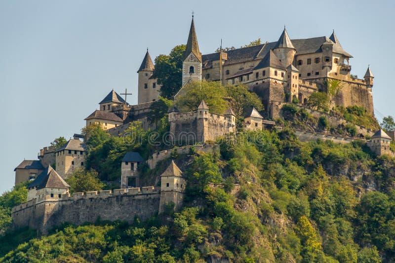 Castello di Hochosterwitz immagini stock