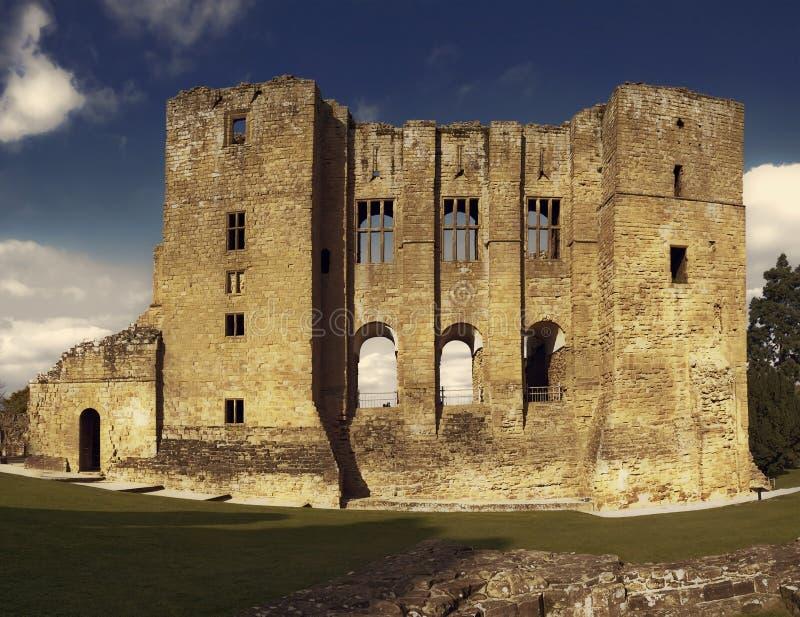 Castello di Kenilworth immagine stock