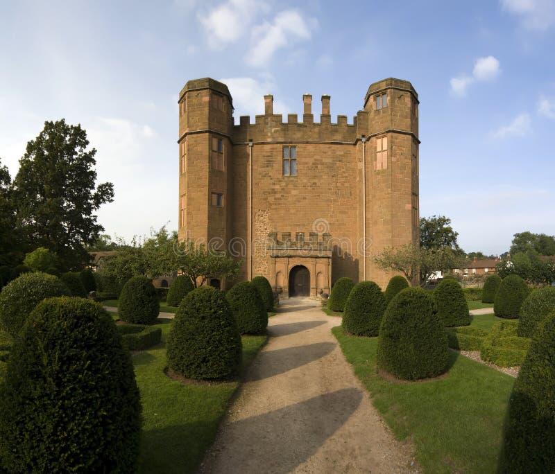 Castello di Kenilworth fotografia stock