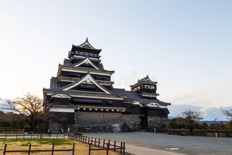Download Castello di Kumamoto fotografia stock. Immagine di particolare - 55361186