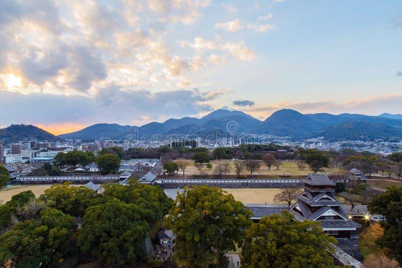 Download Castello Di Kumamoto, Giappone, Kumamoto - 6 Dicembre 2014 Fotografia Editoriale - Immagine di città, architettura: 55361137