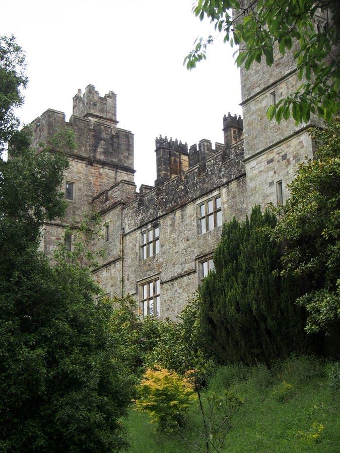 Castello di Lismore in Irlanda fotografia stock libera da diritti