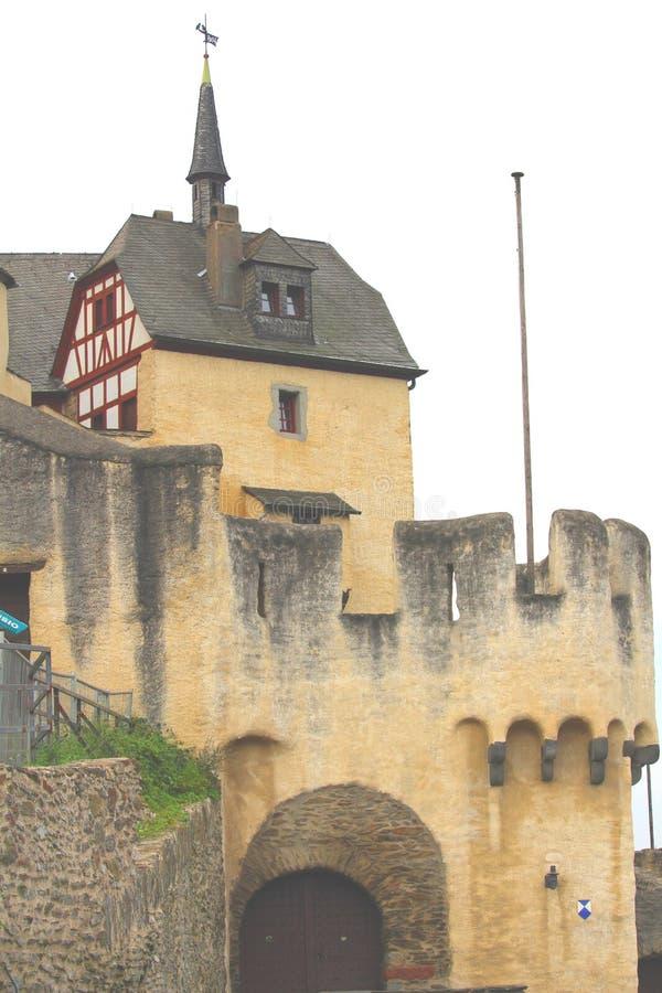 Castello di Marksburg fotografia stock